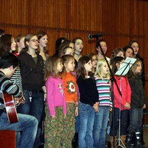 Blubberband, Kinder- und Jugendchor der katholischen Gemeinde St. Marien